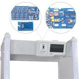 Doppio metal detector infrarosso dell'interno/esterno del Archway con la rappresentazione allarma l'indicatore