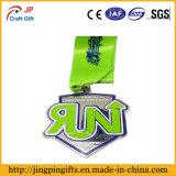 Medalla antigua de 2016 metales con 3D la insignia Enggraving