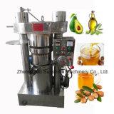 Máquina planchada en frío de la extracción de la prensa de petróleo de coco del pequeño aguacate del germen
