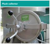 La seda del equipo de lavadero arropa la máquina de la limpieza en seco