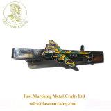 カスタム首のネクタイPinの結び目のタイメンズマイクロフォンカラークリップ