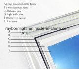 正方形は1200X600mm 60W LEDの天井板ライトを中断した