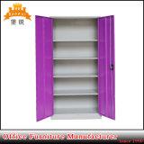 Duas portas móveis de Hospital Escola Metal Armário armário de arquivos do Office