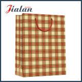 La cuerda mate de los PP de la laminación modifica la bolsa de papel para requisitos particulares hecho a mano para los cabritos