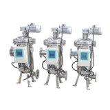 Filtro automático da escova da sução do aço inoxidável de 150 mícrons