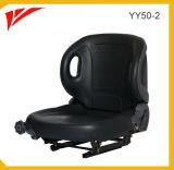 Toyota-Gabelstapler zerteilt Gabelstapler-Sitz mit Gabelstapler-Sitzfühler