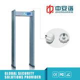 20セキュリティレベルが付いている屋内3D赤外線速いスキャンの戸枠の金属探知器