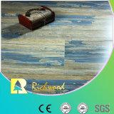 Revestimento de laminado resistente a água de faia de espelho de 12,3 mm AC4 doméstico
