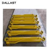 Equipamentos pesados do cilindro hidráulico para escavadeira Hitachi do braço/caçamba/Cilindro da Lança