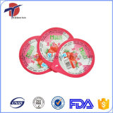 Papel de aluminio Tapas para yogur Leche Embalaje