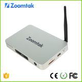 Kodi 16.1 intelligenter Fernsehapparat-Kasten mit Amlogic S905 H. 265