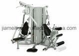 商業体操の足カールの適性装置