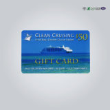 ブランク接触のプラスチックPVCによって印刷されるギフトスマートなICのカード