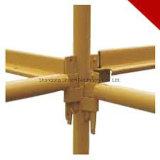 건축, 중국 제조자를 위한 Q235 금속 Quickstage 비계