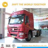 Camion resistente del trattore del camion 380HP della testa del trattore di Sinotruk