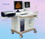 El ultrasonido digital Clínicas de la estación de trabajo para examinar el hígado, GB, el bazo, riñón, páncreas, corazón, la vejiga, útero