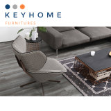 Страны Северной Европы ткань кресло гостиной стул для дома Мебель