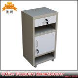 Hospital Medical de aço inoxidável e base do armário do leito Jas-109
