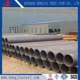 Труба углерода S235jo Ss400 ERW стальная для конструкции