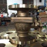 Le valvole di ritenuta del ghisa, evitano il riflusso fluido, la valvola di ritenuta Bronze, valvola di rame