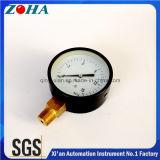 75 mm de diamètre 15 Bar Test et maître calibre de pression à usage général économique