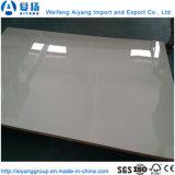 Furniture Cabinet를 위한 높은 Glossy White Melamine Plywood