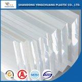 Прозрачный пластиковый лист акрилового покрытия для строительного материала