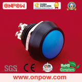 OnPow 12mm Metal Push Button Switch (GQ12 SERIES, CE, RoHS)
