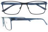 Brillen der heißen Verkaufs-Männer Metalmit Sprung-Scharnier