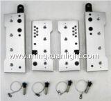 Sistema del PA con la línea piezas del altavoz del arsenal