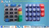 P+R Schlüsselsilikon-Gummi-Tastaturblock