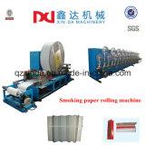 Équipement Automatique Trancheuse dossier Machine à papier à cigarettes