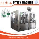 Capsuleuse de remplissage automatique à eau de rinçage tous dans une machine