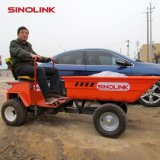 Китай передней опрокидывания мини-небольших фермерских колеса Dumper погрузчика