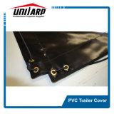 coperchio pratico del rimorchio del carico del vinile 8*5 del PVC 610g