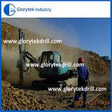 Добыча полезных ископаемых рок буровой установки на заводе