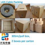 Fabricante Rg11 del cable coaxial de Linan tri con el mensajero