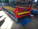 machine à profiler de tôle en acier