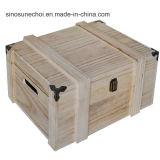 Новое коробка типа 1 разлитая по бутылкам деревянная для вина