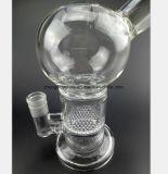Tubo di acqua trasparente dell'olio del filtrante del favo del tubo di fumo