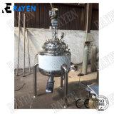 De sanitaire Emulgator van de Scheerbeurt van de Tank van de Homogenisator van het Roestvrij staal Vacuüm Hoge