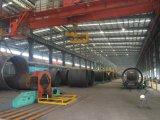 Tubo d'acciaio saldato longitudinale Dn3200 per la conduttura