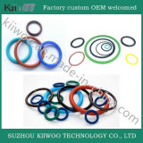 Уплотнения кольца различного колцеобразного уплотнения силиконовой резины размера водоустойчивые