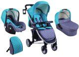Aufhebung, Portable, faltender Baby-Spaziergänger