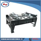 Radiador del cobre del radiador del generador del radiador del intercambio de calor Kta50-G3-Horizontal-6