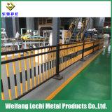 Décoratifs en aluminium pour la ville de clôture de la route
