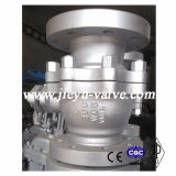 Api 2PC Carbon Steel Flanged Fixed Ball Valve