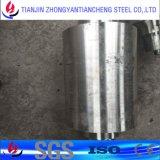 يشكّل [9كر2مو] لف فولاذ خطوة قضيب في سطح أسود في صلادة جيّدة