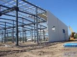 Steel Structure Prefab Metallic Building Saw-tooth