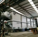 Separador del sólido-líquido en las unidades disueltas de la flotación de aire del tratamiento de aguas (DAF) residuales para el tratamiento de aguas residuales de la industria